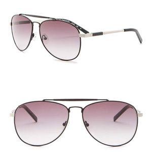 NWT Elie Tahari Aviator Sunglasses 60mm